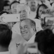 BAJO FUERTE OPERATIVO Y ACARREADOS, LLEGÓ PEPE MEADE…  ¡Y SE FUE!