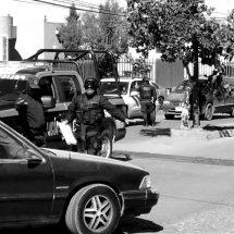 REFUERZAN OPERATIVOS POLICIACOS EN ZACATECAS, GUADALUPE Y FRESNILLO