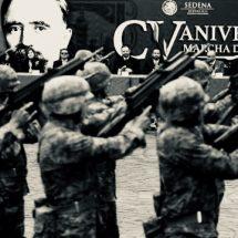 CONMEMORAN 105 ANIVERSARIO DE LA MARCHA DE LA LEALTAD