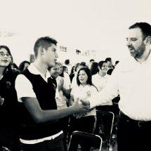 EN BREVE RETOMARÁ EL GOBERNADOR SUS ACTIVIDADES DE AGENDA