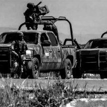 TRES MUERTOS Y UN HERIDO, SALDO DE ENFRENTAMIENTO EN FRESNILLO