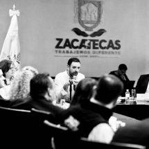 """""""MIL OBRAS PARA ZACATECAS"""" ELEVARÁ CALIDAD DE VIDA DE LA POBLACIÓN"""