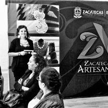 BUSCA GODEZAC FORTALECER AL SECTOR ARTESANAL DE LA ENTIDAD EN COORDINACIÓN CON LOS MUNICIPIOS