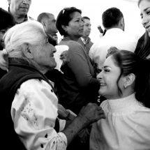 SIN DENOSTACIONES Y SÍ CON PROPUESTAS, LA CAMPAÑA DE CLAUDIA ANAYA