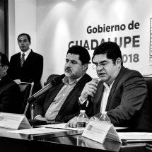 ALCALDE LLAMA A FUNCIONARIOS PÚBLICOS A RESPETAR LA LEY ELECTORAL