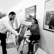 REFORZARÁN ACCIONES EN HOSPITAL DE SALUD MENTAL