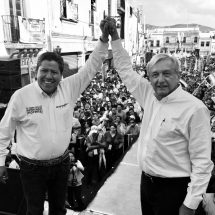 AMLO INTEGRA AL ZACATECANO DAVID MONREAL AL EQUIPO DE TRANSICIÓN