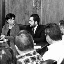 ALCALDES JUDIT Y ULISES INICIAN PROCES DE ENTREGA-RECEPCIÓN