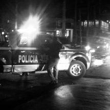MITAD DE SEMANA Y VAN SIETE EJECUCIONES Y OTRO FEMINICIDIO