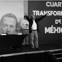 ANDRÉS MANUEL ENCABEZA EL 5to CONGRESO DE MORENA