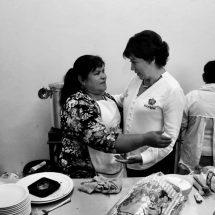 ABATEN REZAGO ALIMENTICIO CON COMEDORES COMUNITARIOS EN LA CAPITAL