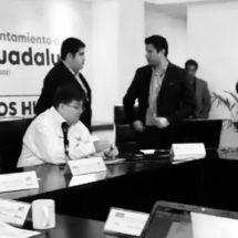 CON DESFACHATEZ E INCUMPLIMIENTOS, LA ENTREGA-RECEPCIÓN EN GUADALUPE: JULIO CÉSAR