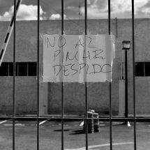 TRUENAN TRABAJADORES DEL AYUNTAMIENTO DE GUADALUPE