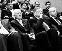 EX GOBERNADORES Y ACTORES SOCIALES RECONOCEN ACIERTOS DE TELLO