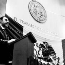 EN UN ACTO REPUBLICANO, EL GOBERNADOR TELLO PRESENTÓ SU II INFORME DE GOBIERNO ANTE LOS ZACATECANOS