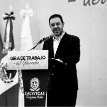 """PIDE TELLO A LA """"AMPLIA REPRESENTACION"""" DE LEGISLADORES FEDERALES RECIPROCIDAD PARA ZACATECAS"""