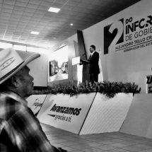 ANTE LA VIOLENCIA, NO SE QUEDEN CALLADOS, PIDE TELLO EN EL SURESTE ZACATECANO