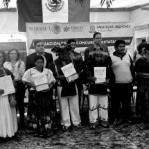 PREMIAN A GANADORES DE CONCURSOS ESTATALES DE ARTESANÍA 2018