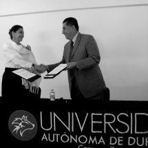 UAD Y DELEGACIÓN ISSSTE FIRMAN CONVENIO DE COLABORACIÓN