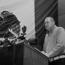 FUERA DINERO PÚBLICO DE FERIAS, BAILES, FIESTAS Y TORNEOS CON FINES DE LUCRO: JAVIER CALZADA