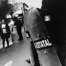 ENLACE DE GOBIERNO DE MÉXICO EN ZACATECAS CONDENA REPRESIÓN A MANIFESTANTES DEL ISSSTE