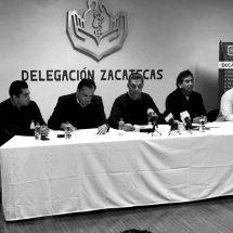 DIÁLOGO, OFRECE DELEGACIÓN DEL ISSSTE A MANIFESTANTES