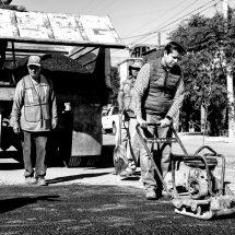 FUNCIONARIOS Y CUADRILLAS SALDRÁN JUNTOS A TRABAJO DE CAMPO: JULIO CÉSAR CHÁVEZ