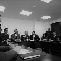 PRESENTA GOBERNADOR PROYECTOS PRIORITARIOS ANTE COMISIÓN DE PRESUPUESTO DE LA CÁMARA DE DIPUTADOS