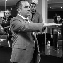 ARTEMIO GONZÁLEZ TOMA PROTESTA COMO NUEVO ALCALDE DE GUADALUPE