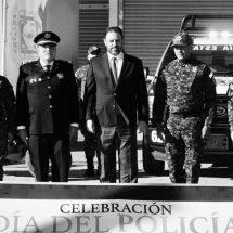 RECONOCEN A POLICÍAS ZACATECANOS POR SU VALOR PARA RECUPERAR LA PAZ