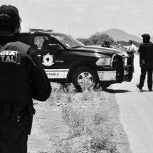 POLICIAS DE DURANGO RETIENEN A ESTATALES DE ZACATECAS POR UNA PRESUNTA DENUNCIA