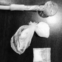DETIENEN A CHOFER DEL TAXI 469 CON DROGA