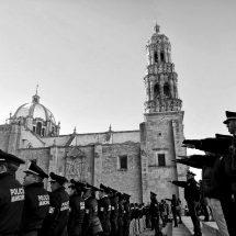 OBRA PÚBLICA Y SEGURIDAD, PRINCIPALES AVANCES DURANTE EL MES DE ENERO