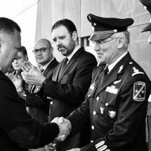 LA FGJE REALIZÓ CAMBIO DE MANDO Y DE GRADOS EN LA POLICÍA DE INVESTIGACIÓN