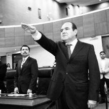 LE ROY BARRAGÁN OCAMPO, NUEVO SECRETARIO GENERAL DEL PODER LEGISLATIVO