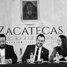 INSTALAN COMITÉ DE PLANEACIÓN PARA EL DESARROLLO MUNICIPAL DE ZACATECAS