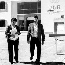 ALCALDE PRESENTA DENUNCIAS CONTRA 12 EXFUNCIONARIOS