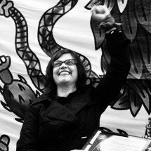 RECIBE MARA MUÑOZ RECONOCIMIENTO DE PARTE DE LA LEGISLATURA DEL ESTADO