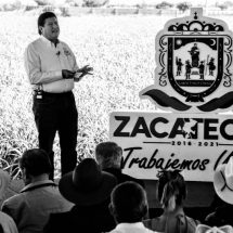 AUTOESTIMA Y LIBERACIÓN DE LA ENERGIA SOCIAL, LOGROS EN EL CAMPO ZACATECANO