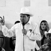 PRESENTA DAVID MONREAL CRÉDITO GANADERO EN PINOS Y GUADALUPE