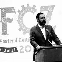 PRESENTAN FESTIVAL CULTURAL ZACATECAS 2019