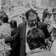 BUSCAN REVITALIZAR A PLATEROS COMO CENTRO RELIGIOSO Y ECONÓMICO