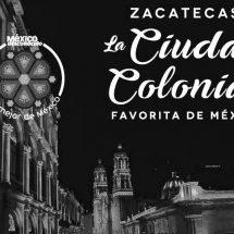 """ZACATECAS, LA MEJOR CIUDAD COLONIAL: REVISTA """"MÉXICO DESCONOCIDO"""""""