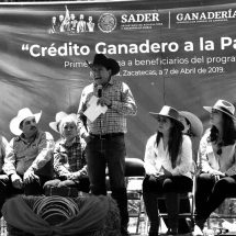 GARANTIZA COORDINACIÓN NACIONAL LA PRODUCTIVIDAD GANADERA EN LA ENTIDAD