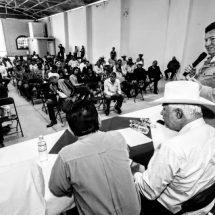 TRABAJO UNIDO DE GOBIERNO DEL ESTADO Y SEGALMEX BENEFICIA A FRIJOLEROS ZACATECANOS