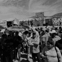 ORGANIZACIONES SOCIALES DESMIENTEN A MINA PEÑASQUITO
