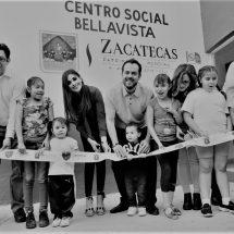 INAUGURAN LUDOTECA EN CENTRO SOCIAL DE COLONIA BELLAVISTA