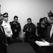 POR IRREGULARIDADES, SUSPENDEN ENTREGA DE TRÁNSITO AL MUNICIPIO DE GUADALUPE