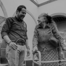 AQUÍ NO HAY CIUDADANOS DE PRIMERA NI DE SEGUNDA, AFIRMA EL ALCALDE DE ZACATECAS
