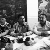 EXTRANJEROS AL SERVICIO DE NEWMONT GOLDCORP HAN REVENTADO NEGOCIACIONES EN PEÑASQUITO